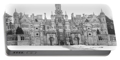 Harlaxton Manor Portable Battery Charger by Tiffany Erdman