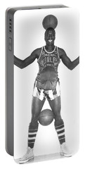 Harlem Globetrotters Player Portable Battery Charger