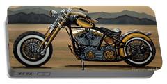 Harley Davidson Portable Battery Charger