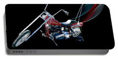 Harley Portable Battery Charger by EricaMaxine  Price