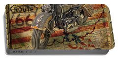 Harley On 66 Portable Battery Charger