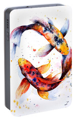 Koi Portable Battery Chargers
