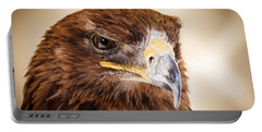 Harris Hawk Watching Portable Battery Charger