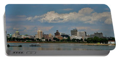 Harrisburg Skyline Portable Battery Charger