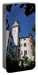 Hartenfels Castle - Torgau Germany Portable Battery Charger