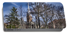Harvard University Old Yard Church Portable Battery Charger