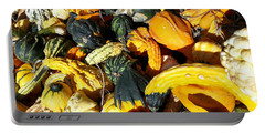 Harvest Squash Portable Battery Charger
