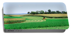 Harvesting, Farm, Frederick County Portable Battery Charger
