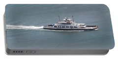 Hatteras-ocracoke Ferry Portable Battery Charger