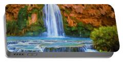 Havasu Falls Portable Battery Charger