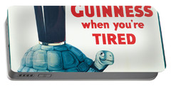 Have A Guinness When You're Tired Portable Battery Charger