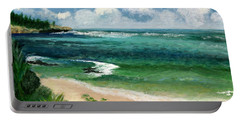 Hawaii Beach Portable Battery Charger
