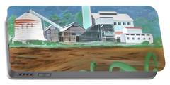 Hawaiian Sugar Mill Portable Battery Charger