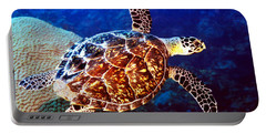 Hawksbill Portable Battery Charger by Jean Noren