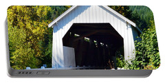 Hayden Covered Bridge Portable Battery Charger