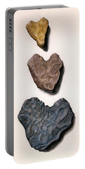 Hearts Rock Portable Battery Charger
