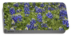Heavenly Bluebonnets Portable Battery Charger