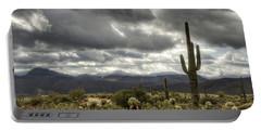 Heavenly Desert Skies  Portable Battery Charger