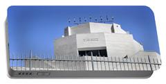 Hecht Synagogue Jerusalem Portable Battery Charger