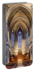 Heinz Chapel - Pittsburgh Pennsylvania Portable Battery Charger