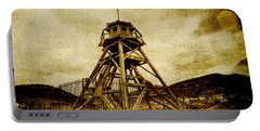 Helena-montana-fire Tower Portable Battery Charger