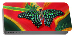 Solomans Kiss Portable Battery Charger by Debbie Chamberlin