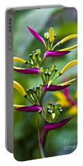 Heliconia Subulata II Portable Battery Charger