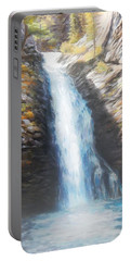 Hell Roaring Falls Portable Battery Charger