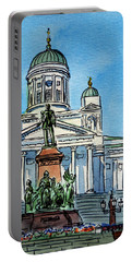 Helsinki Finland Portable Battery Charger