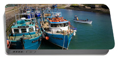 Helvick Harbour, Ring Gaeltacht Region Portable Battery Charger