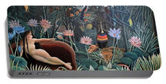 Henri Rousseau The Dream 1910 Portable Battery Charger