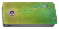 Hephaestus Fossae, Mars Portable Battery Charger