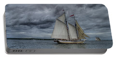 Portable Battery Charger featuring the photograph Heritage  by Alana Ranney
