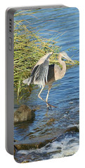 Heron Dance Portable Battery Charger