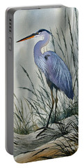 Herons Sheltered Retreat Portable Battery Charger