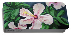 Hibiscus No. 1 Portable Battery Charger