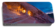 Valley Of Fire Photographs Portable Battery Chargers