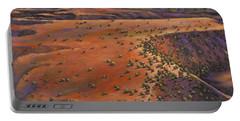 High Desert Evening Portable Battery Charger