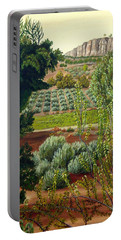 High Mountain Olive Trees  Portable Battery Charger
