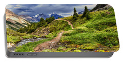 High Mountain Trail Portable Battery Charger