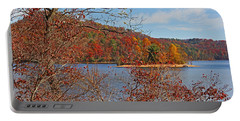 Portable Battery Charger featuring the photograph High On The Mountain by HH Photography of Florida
