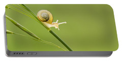 High Speed Snail Portable Battery Charger