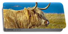 Highland Beauty Portable Battery Charger