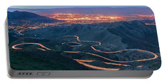 Highway 74 Palm Desert Ca Vista Point Light Painting Portable Battery Charger