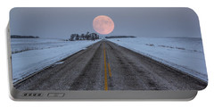 Highway To The Moon Portable Battery Charger