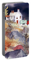 Hill House Portable Battery Charger by Teresa Ascone