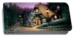 Hillcrest Cottage Portable Battery Charger