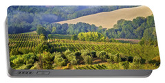 Hills Of Tuscany Portable Battery Charger