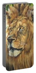 Him - Lion Portable Battery Charger