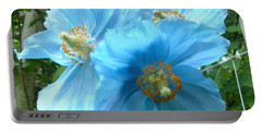 Himalayan Poppy Portable Battery Charger